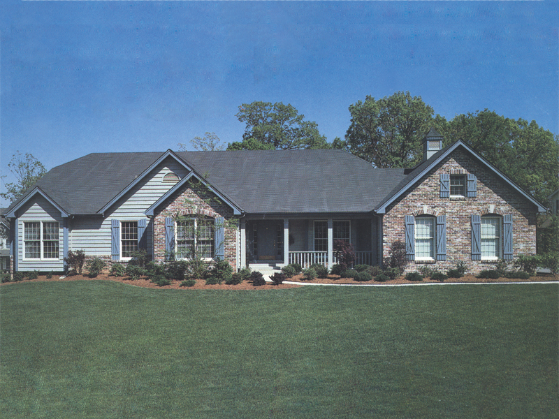Massive Ranch With Classy Features