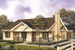 Country House Plan Front Image - Mayland Country Style Home 001D-0031   House Plans and More