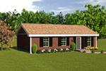 Cozy Ranch Home