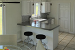 Colonial House Plan Kitchen Photo 01 - Ryland Ranch Home 005D-0001 | House Plans and More