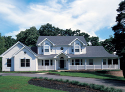 Southern House Plans Front of House 007D-0015