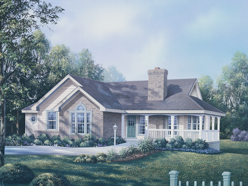 Deer Ridge Traditional Home Plan 007D-0075 | House Plans and ... on complete house plans wrap around porch, ranch homes with walkout basement, bungalow with wrap around porch, ohio wrap around porch, logs wrap around porch, farmhouse floor plans with porch, 3 car garage plans w porch, ranch home front porch ideas, ranch remodel floor plans, ranch house plans with porches, farmhouse with wrap around porch, ranch front porch charm, cottage plans wrap around porch, country style home plans wrap around porch, country ranch house plans with porch,