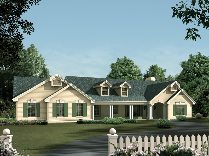 Clayton Manor Ranch Home Plan 007D-0078 | House Plans and More on acadian style house plans, simple 5 bedroom house plans, hip roof bungalow house plans, side load garage house plans, traditional style house plans, small house plans, dog trot house plans, secret passage house plans, artistic house plans, european house plans, colonial style house plans, 2012 most popular house plans, popular traditional house plans, modern prairie style house plans, narrow lot house plans, modular duplex ranch style home plans, frank wright house plans,