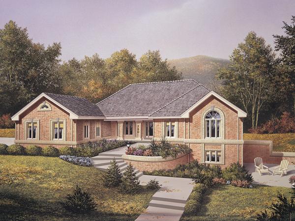 Kasington Contemporary Home Plan 007d 0080 House Plans