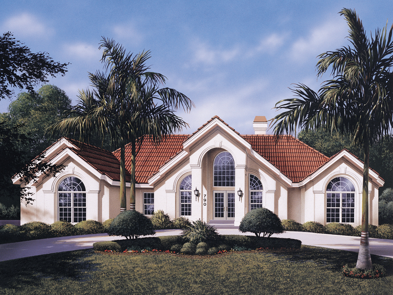 Tampa Bay Atrium Ranch Home Plan 007D-0098   House Plans and ... on miami area house plans, miami style decorating, miami style bathroom, miami style homes, miami style bedroom, miami style furniture,