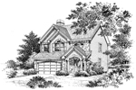 Neoclassical Home Plan Front Image of House - Glencoe Greek Revival Home 007D-0114 | House Plans and More