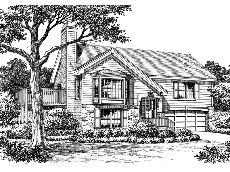 Country House Plan Front Image of House - Hillstone Neoclassical Home 007D-0129 | House Plans and More