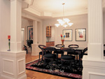 Greek Revival House Plan Dining Room Photo 01 - Monaco Bay Traditional Home 007D-0132 | House Plans and More