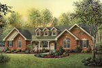 Classic Traditional Exterior For Timeless Elegance