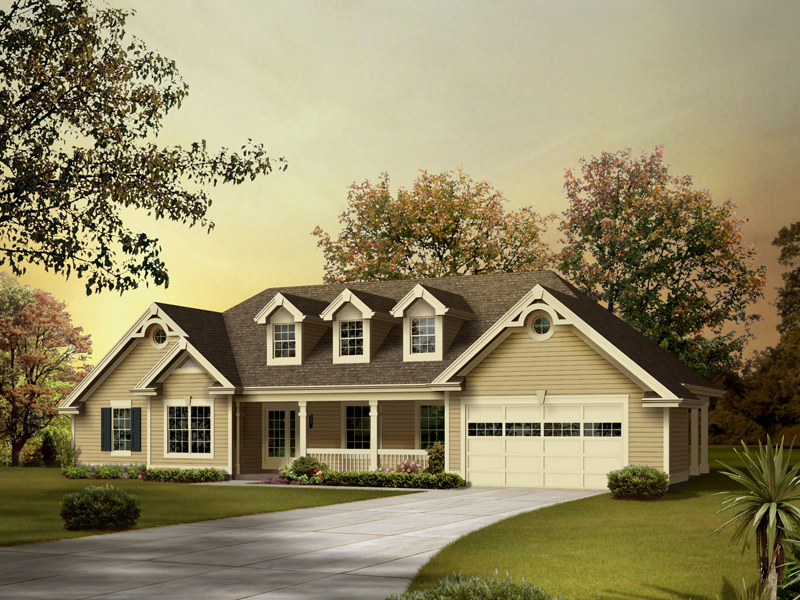 Woodfield Manor Country Home Plan 007D-0212 | House Plans ... on french house plans with dormers, small house plans with dormers, country home plans with dormers,