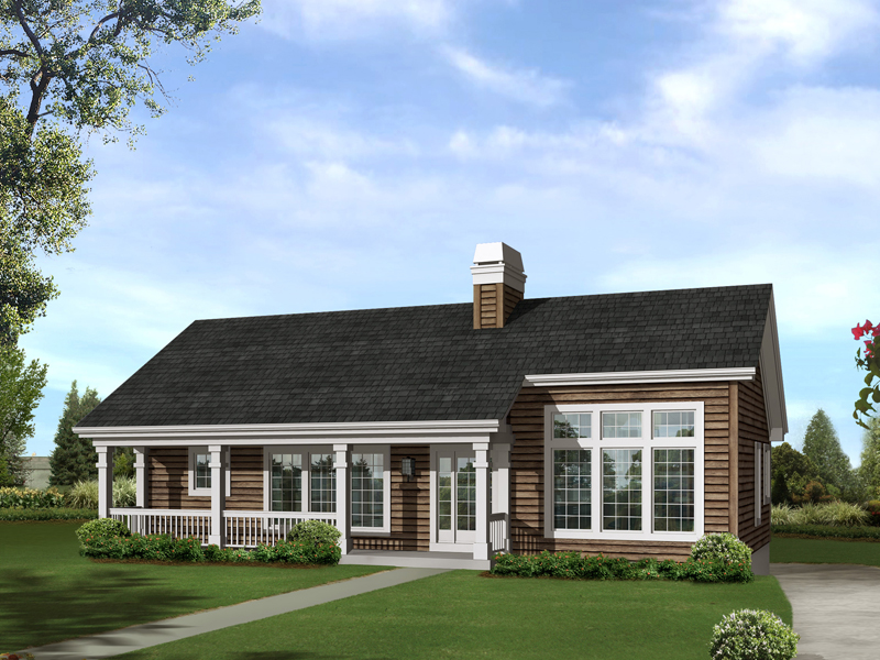 Lake Argyle Waterfront Home Plan 007D-0214 | House Plans and ... on