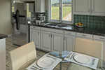 Traditional House Plan Kitchen Photo 02 - Stonebay Ranch Home 008D-0047 | House Plans and More