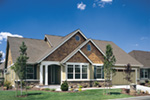 Country House Plan Front Photo 11 - Springfall Craftsman Ranch Home 011D-0013 | House Plans and More