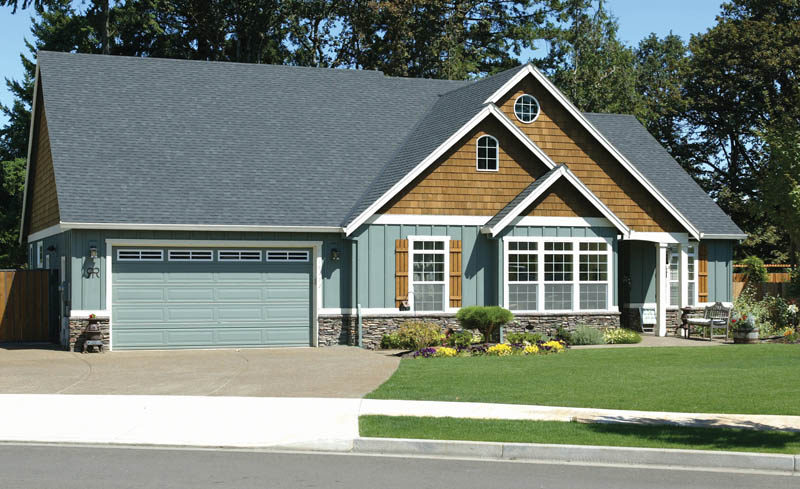Country House Plan Front Photo 05 - Springfall Craftsman Ranch Home 011D-0013 | House Plans and More
