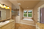 Country House Plan Master Bathroom Photo 02 - Springfall Craftsman Ranch Home 011D-0013 | House Plans and More