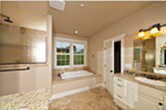 Country House Plan Master Bathroom Photo 03 - Springfall Craftsman Ranch Home 011D-0013 | House Plans and More