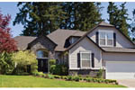 European House Plan Front Photo 01 - Fordyce Cottage Home 011D-0038 | House Plans and More