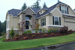 European House Plan Front Photo 09 - Fordyce Cottage Home 011D-0038 | House Plans and More