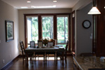 European House Plan Dining Room Photo 01 - Harrisburg Lake Craftsman Home 011D-0043 | House Plans and More