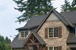 European House Plan Entry Photo 02 - Harrisburg Lake Craftsman Home 011D-0043 | House Plans and More