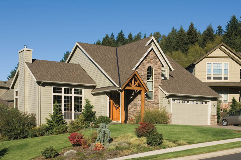 Tudor House Plan Front Photo 02 - Fawn Canyon Tudor Style Home 011D-0046   House Plans and More