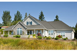 Country House Plan Front Photo 01 - Washington Craftsman Home 011D-0091 | House Plans and More