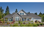 Country House Plan Front Photo 10 - Washington Craftsman Home 011D-0091 | House Plans and More