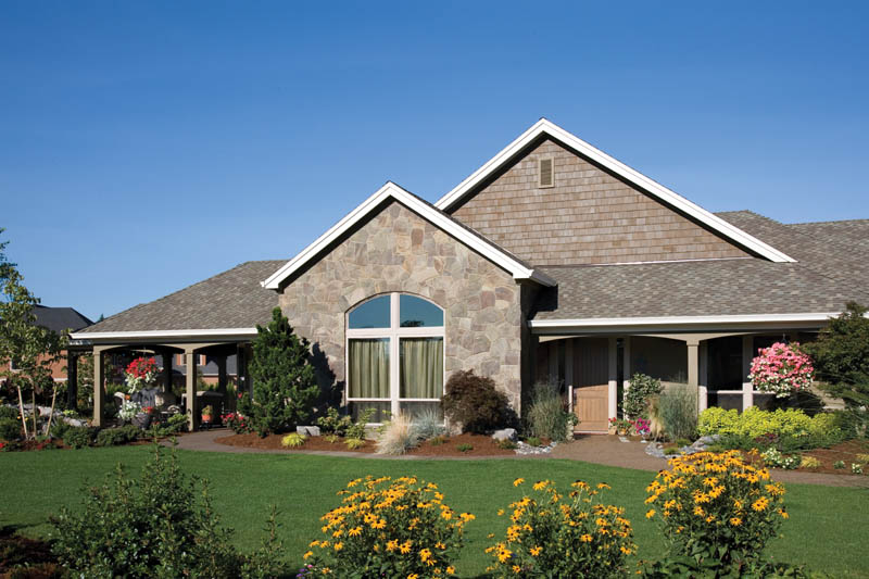 Country House Plan Front of Home Photo 12 - Washington Craftsman Home 011D-0091 | House Plans and More