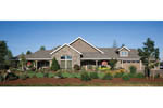 Country House Plan Front Photo 04 - Washington Craftsman Home 011D-0091 | House Plans and More
