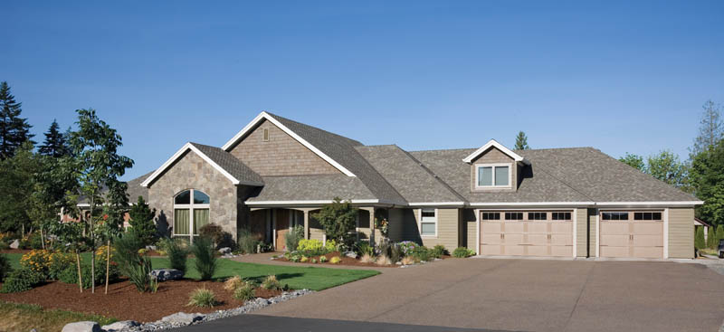 Country House Plan Front Photo 05 - Washington Craftsman Home 011D-0091 | House Plans and More