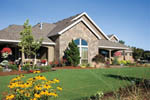 Country House Plan Front Photo 06 - Washington Craftsman Home 011D-0091 | House Plans and More
