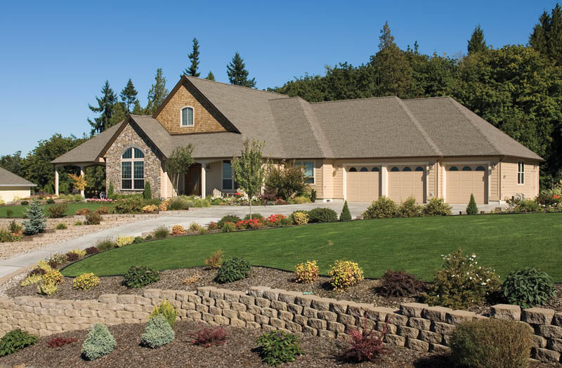 Country House Plan Front Photo 09 - Washington Craftsman Home 011D-0091 | House Plans and More