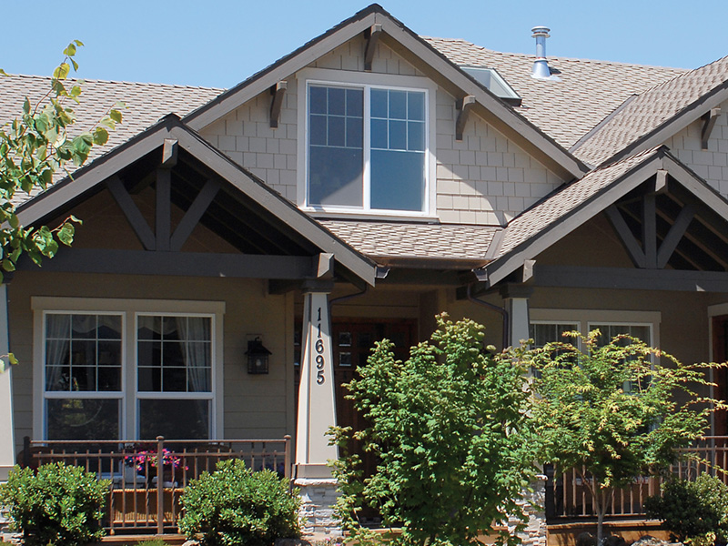 Craftsman House Plan Entry Photo 01 - Grandboro Craftsman Home 011D-0169 | House Plans and More
