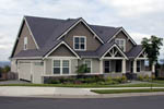 Craftsman House Plan Front Photo 03 - Grandboro Craftsman Home 011D-0169 | House Plans and More