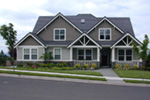 Craftsman House Plan Front Photo 06 - Grandboro Craftsman Home 011D-0169 | House Plans and More