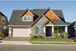 Country House Plan Front Photo 01 - Timberway Craftsman Home 011D-0243 | House Plans and More