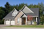 Country House Plan Front Photo 07 - Timberway Craftsman Home 011D-0243 | House Plans and More