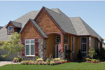 Country House Plan Front Photo 02 - Edie Hill Craftsman Home 011D-0246 | House Plans and More