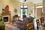 Country House Plan Living Room Photo 01 - Edie Hill Craftsman Home 011D-0246 | House Plans and More