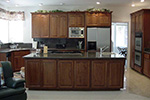 European House Plan Kitchen Photo 03 -  011D-0257 | House Plans and More