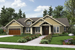 Front of Home -  011D-0280 | House Plans and More
