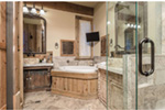 Country French House Plan Bathroom Photo 01 - Robbin English Cottage Home 011D-0313 | House Plans and More