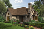 European House Plan Front Image - Robbin English Cottage Home 011D-0313 | House Plans and More