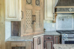Country French House Plan Kitchen Photo 06 - Robbin English Cottage Home 011D-0313 | House Plans and More