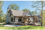 Country French House Plan Rear Photo 05 - Robbin English Cottage Home 011D-0313 | House Plans and More