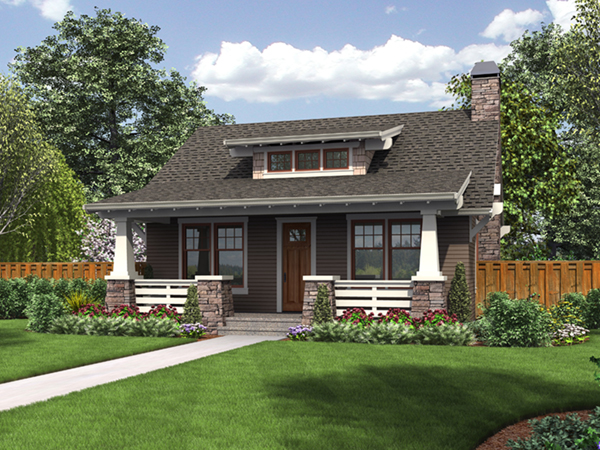 Home Plans with In-Law Suite | Separate Living Quarters