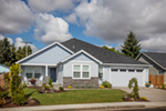 Shingle House Plan Front of Home - Overlake Craftsman Home 011D-0330 | House Plans and More
