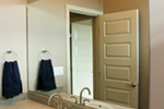 Modern House Plan Bathroom Photo 05 - Eton Sound Contemporary Home  011D-0341 | House Plans and More