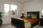 Modern House Plan Bedroom Photo 01 - Eton Sound Contemporary Home  011D-0341 | House Plans and More