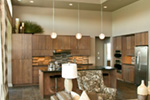 Modern House Plan Great Room Photo 03 - Eton Sound Contemporary Home  011D-0341 | House Plans and More
